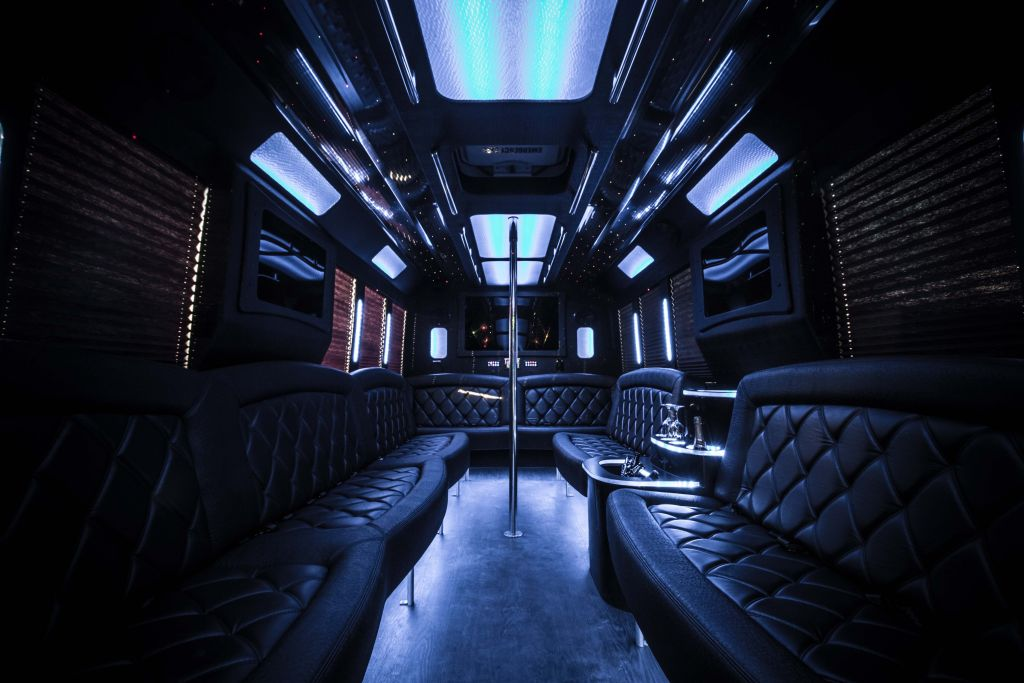 bus for wine tours