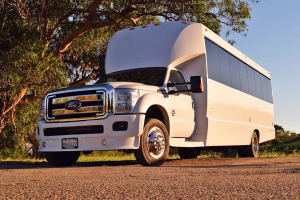 Limousine Bus - Wine Country