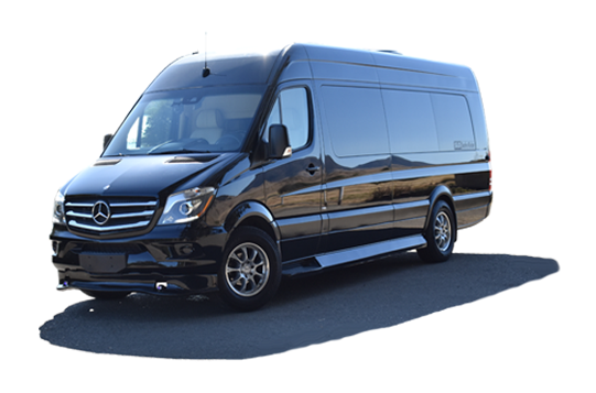 corporate and luxury transportation