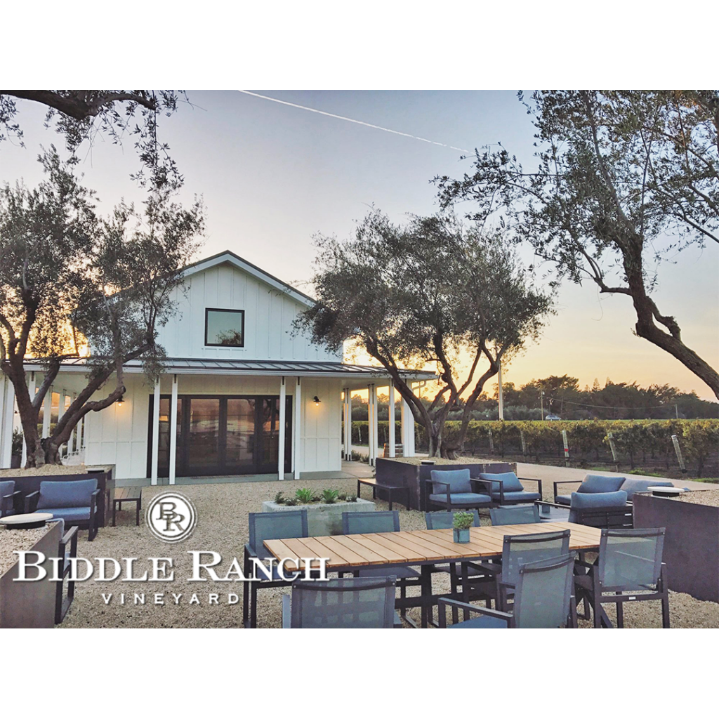 wine tours in slo - biddle ranch winery