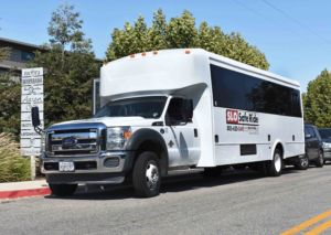 shuttle from slo to tin city