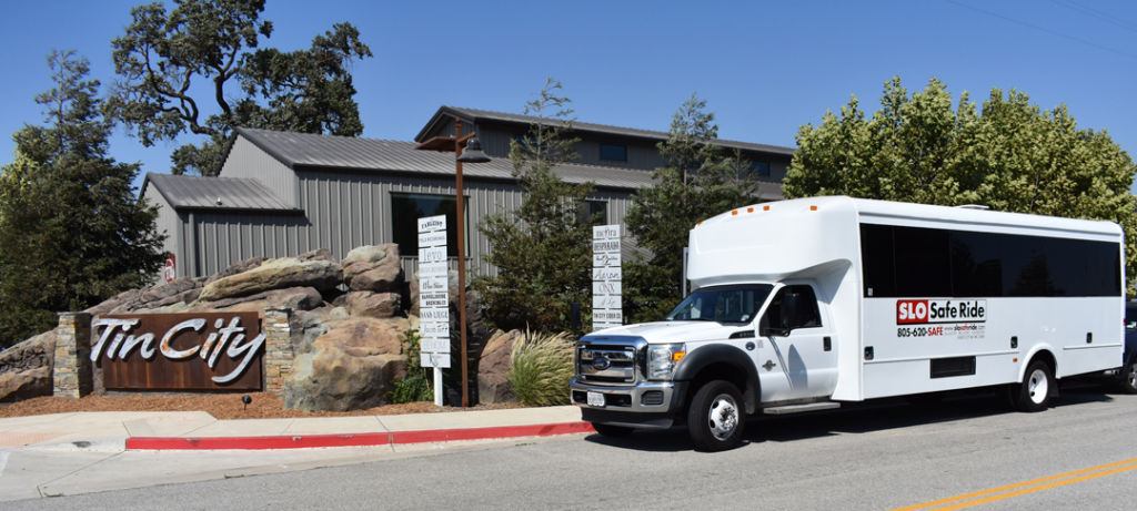 bus to paso robles wineries
