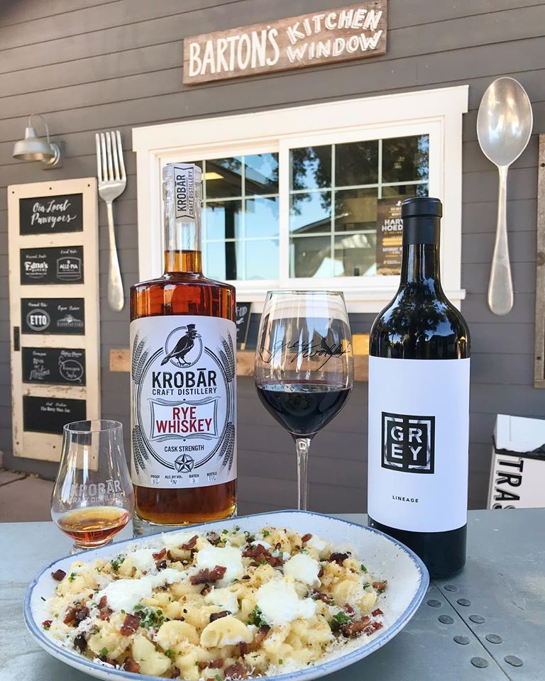 distillery and wine tours