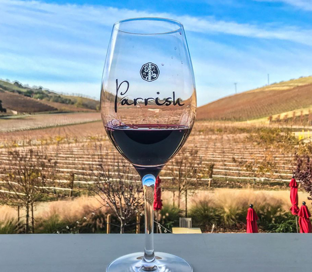 red wine in paso robles