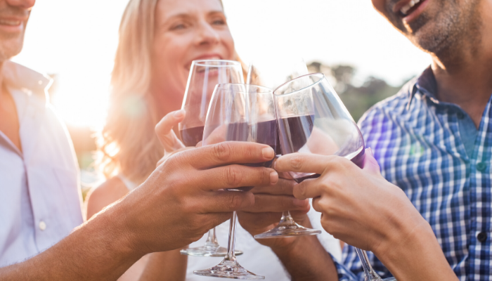 group wine tours