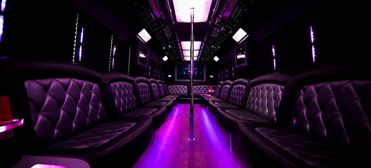 party bus paso robles