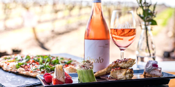 wineries with restaurants paso robles