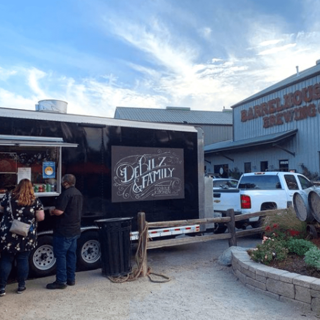 Food-Truck-Outside-BarrelHouse-Brewing-Tin-City-Paso-Robles