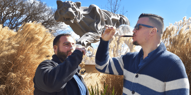 Paso Robles Wineries For Halloween Sculpterra Winery